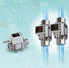 Knowing gas or liquid flow rate saves energy, isolates problems and improves system operation, SMC offer a range of flow switches for all your needs