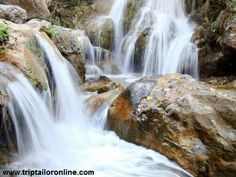 Bhatta Falls in Mussoorie: #BhattaFalls is a popular picnic spot near Mussoorie. Located at about 7 km from main Mussoorie city, Bhatta Falls is visited by many tourists round the year.