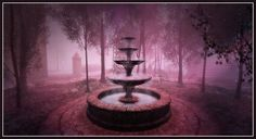 """Check out the Second Life Pic of the Day, """"Fountain"""""""" by ~ Paige Nicole ~"""