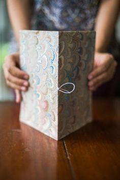 Como fazer a encadernação de um livro de viagem | Book Binding - travel journal - DIY