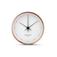 Koppel wall clock   Skandium