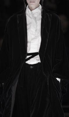 Yohji Yamamoto | Fall 2015