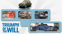 Will.I.Am's $ 900,000 custom car is actually a 1958 VW Beetle - Yahoo! Autos