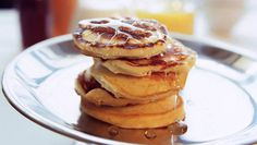 Pancakes, Cooking, Breakfast, Recipes, Food, Brunch Ideas, Easy Meals, Cooking Recipes, Kochen