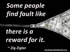 In honor of the great man Zig Ziglar.  Thank you for sharing your wisdom.