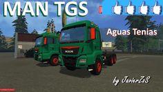 Review MAN TGS Aguas Tenias #FS15