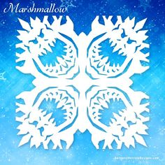 Frozen_snowflakes-Marshmallow-preview.jpg 650×650 pixels