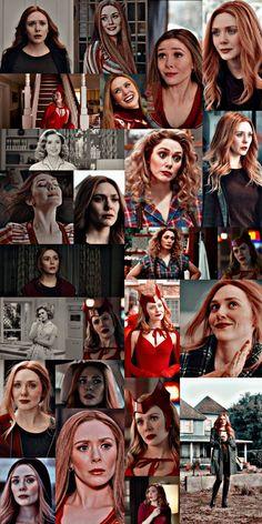 Marvel Women, Marvel Girls, Marvel Actors, Marvel Characters, Marvel Comics, Marvel Funny, Marvel Avengers, Scarlet Witch Avengers, Wanda Marvel