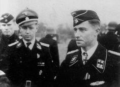 ✠waffen ss joachim P. Joachim Peiper, German Soldiers Ww2, German Army, Military Units, Military Photos, Germany Ww2, Red Army, Panzer, Portraits