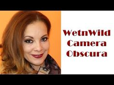 This is a tutorial featuring Wet & Wild's trio in Camera Obscura.
