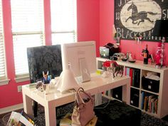office designs black pink | kristahaley's Clippings » Curbly | DIY Design Community
