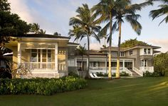 Hawaii Residence - Kauai - tropical - exterior - hawaii - by Sutton Suzuki Architects