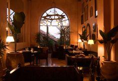 charles boccara architecte / l'hôtel les deux tours, marrakech