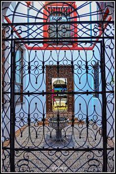 Casa del Poeta Luis de Góngora. Siglo XVII. Dedicada a **Luisa Gila Merino**. House of the poet Luis de Góngora. Córdoba Spain