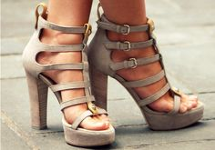 Jaw Dropping Heels!