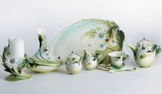 Franz Porcelain Ladybug Collection