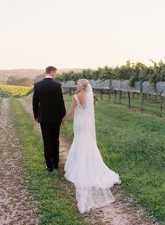 Dahlonega, Georgia Vineyard Wedding I Cottrell Photography