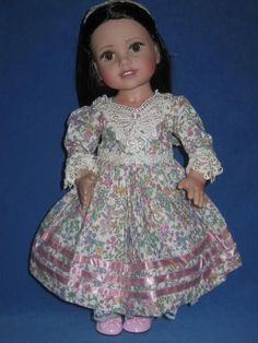 a life of faith dolls violet - Google Search