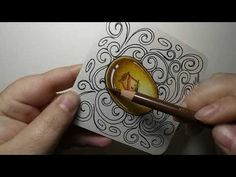 Color Combos, Zentangle, Colored Pencils, Coloring, Jewels, Prismacolor, Gemstones, Rose, Youtube