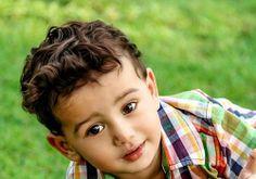 Cute curly short boy's hairstyle 227cruz.com   408.395.1130 227 N. Santa Cruz Ave   Los Gatos   Ca #hairstyles #227cruz #boyshaircut