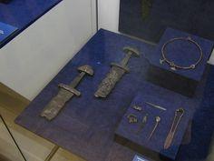 Norse Viking Sword Fragments by Viking Rune, via Flickr