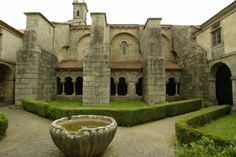 Colegiata de Sar. Santiago de Compostela. Galicia. Spain.