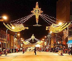 """The Downtown Appleton Christmas Parade is the largest night time parade in the Midwest.  Join us Tuesday, Nov. 26th for """"A Storybook Christmas"""""""