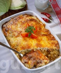 Lajos Mari konyhája - Rakott káposzta