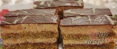 Mramorový jogurtový koláček | NejRecept.cz Bon Appetit, Nutella, Tiramisu, Sweet Tooth, Ethnic Recipes, Yummy Yummy, Recipes, Tiramisu Cake