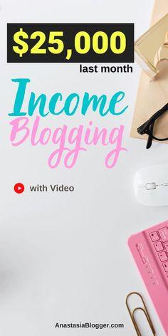 Make Money Blogging, Make Money From Home, Way To Make Money, Make Money Online, Content Marketing, Affiliate Marketing, Online Marketing, Business Tips, Online Business
