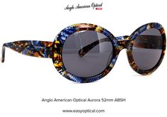 Anglo American Optical Aurora 52mm ABSH Aurora, Sunglasses, American, Style, Swag, Northern Lights, Sunnies, Shades, Outfits
