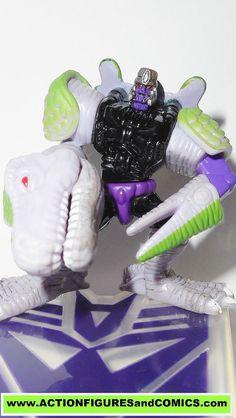 Transformers Titanium MEGATRON beast wars tyranosaur rex t complete die cast 3 inch series