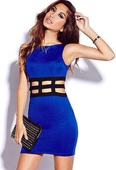 21st bday option Bombshell Bodycon Dress | FOREVER 21 - 2000128291