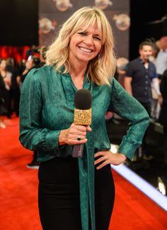 Zoe Ball  Strictly Red Carpet Event 2016