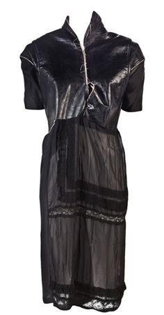 JUNYA WATANABE ARCHVE BIKER DRESS