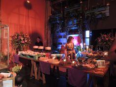 ♥♥ The Wedding Fashion Night ♥♥ ♥ Visita www.wfnclub.com ♥ #wfn #exoticglam #bodas #weddings - #Asitente a #exoticglam probando catering #monchosbcn - @Magna West Gonzalez's Barcelona @Matt Valk Chuah Wedding Fashion Night