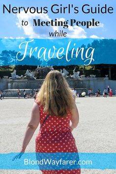 solo female travel | solo travel tips | travel alone | women traveling alone | nervous travel:
