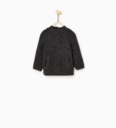 Image 2 of Textured sweater from Zara