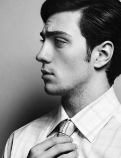 Aaron Taylor-Johnson - just so you know he can rock grown-up men's hair too!
