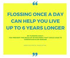 Did you know... Cardiovascular Disease, Dental Hygiene, 6 Years, Teeth, Tooth, Heart Disease