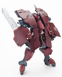 AmiAmi [Character & Hobby Shop] | (Pre-owned ITEM:B / BOX:B)RIOBOT 03 Broken Blade - Delphine Third Form Action Figure(Released)