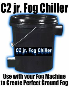 Halloween Fogger toddfuncom bazooka halloween fog machine that works great youtube Side Fx C2 Jr Fog Chiller Halloween Ground Fog By Sidefx 8999 Tr20