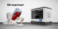 FLASHFORGE 3DPrinter 3Dプリンター Dreamer (ドリーム)  http://www.flashforge.co.jp FLASHFORGE JAPAN.......