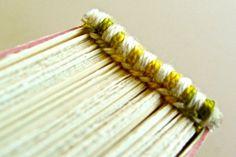 """Cómo: Las vendas (encuadernación). La variación de la técnica de encuadernación de libros de """"Las vendas: cómo trabajar con ellas"""""""