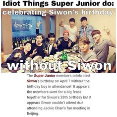 Only Suju lol