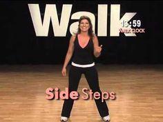Leslie Sansone: Walk Your Belly Flat Walking Training, Walking Exercise, Walking Workouts, Dance Exercise, Fitness Diet, Yoga Fitness, Fitness Motivation, Leslie Sansone, Belly Fat Burner Workout