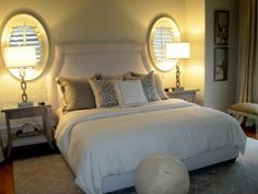 Rounded Shaped Traditional Plantation Shutters