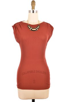 Love this look: good color, nice neckline, sleeveless is good for warm office and warm days.