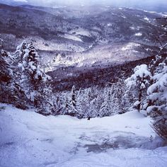 About to drop a waterfall right after this 😱😝 Ski Magazine, Ski Club, Racing Events, Vermont, Waterfall, Mad, Paradise, Snow, River