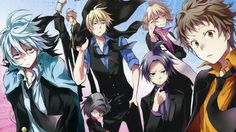 Servamp Anime Characters Wallpaper